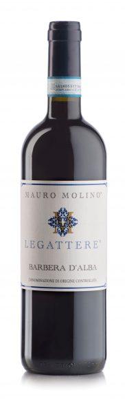 """Barbera d'Alba Sup. DOC """"Legattere®"""" - Mauro Molino"""